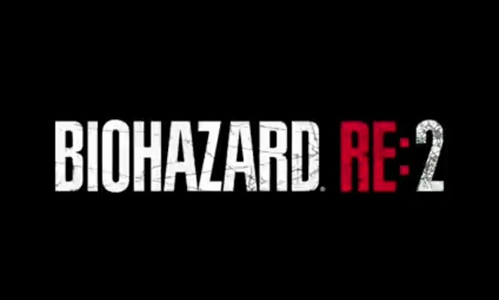 BIOHAZARD RE2