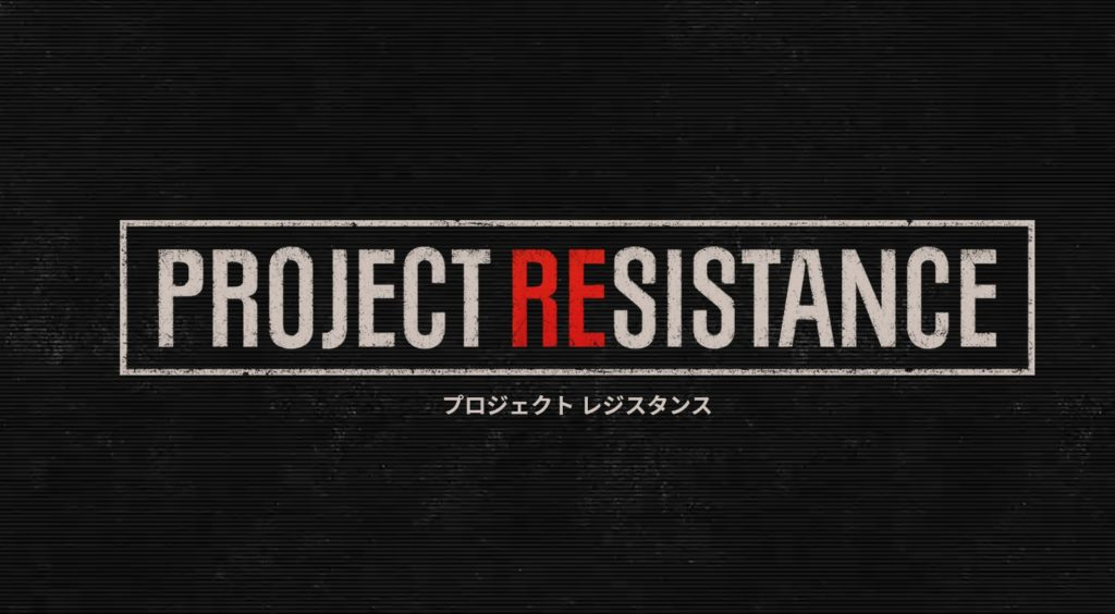 PROJECT RESISTANCE