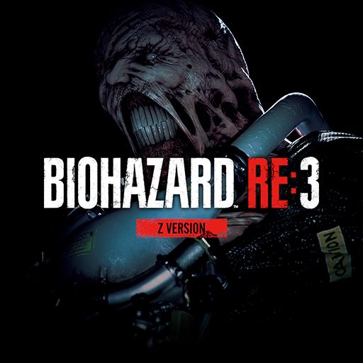 BIOHAZARD RE:3 パッケージ写真 Z VERSION