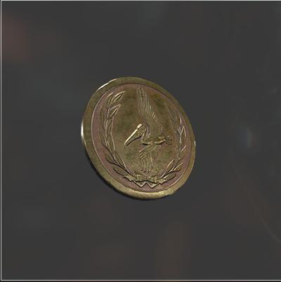 アイテム鉄壁のコイン