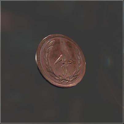 アイテム回復のコイン