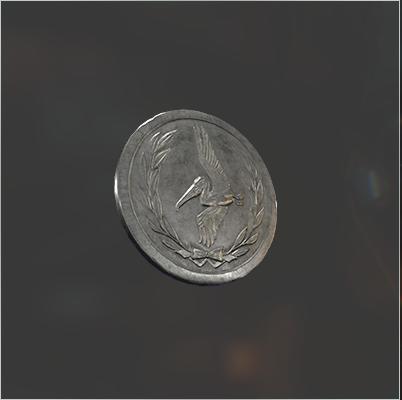 アイテム猛攻のコイン