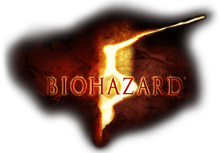 BIOHAZARD5 タイトル