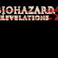 バイオハザードリベレーションズ2 ロゴ