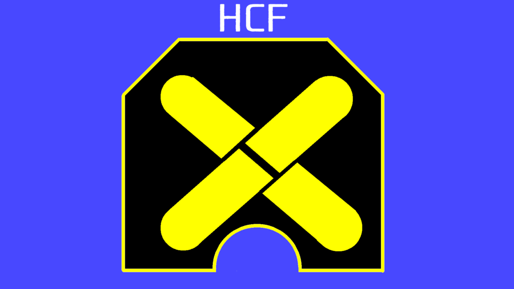 H.C.F.ロゴマーク/バイオハザードコードベロニカ